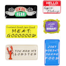 Friends Magnet Set