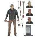 "NECA Friday The 13th 7"" Action Figure Ultimate Part 4 Jason"