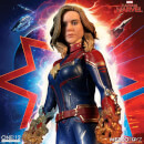 Mezco One:12 Collective Marvel Action Figure: Captain Marvel
