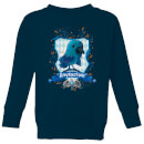 Harry Potter Kids Ravenclaw Crest Kids' Sweatshirt - Navy