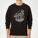 Harry Potter Buckbeak Sweatshirt - Black