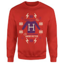 Harry Potter Christmas Sweater Sweatshirt - Red