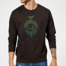 Harry Potter Wingardium Leviosa Sweatshirt - Black