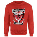 Harry Potter Triwizard Tournament Durmstrang Sweatshirt - Red