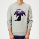 Harry Potter Gravestone Sweatshirt - Grey