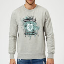 Harry Potter Triwizard Tournament Beauxbatons Sweatshirt - Grey