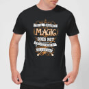 Harry Potter Whip Your Wands Out Men's T-Shirt - Black