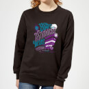 Harry Potter Knight Bus Women's Sweatshirt - Black