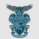 Harry Potter Ravenclaw Drawn Crest Women's Sweatshirt - Grey