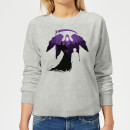 Harry Potter Gravestone Women's Sweatshirt - Grey