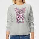 Harry Potter Triwizard Tournament Hogwarts Women's Sweatshirt - Grey