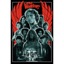 The Warriors '40th Anniversary' Screenprint