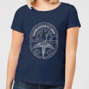 Harry Potter Dumblerdore's Army Women's T-Shirt - Navy