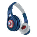 SMS Audio Marvel Avengers Headphones, Collector's Edition - Captain America