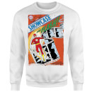 Justice League Showcase Presenting The Flash Cover Sweatshirt - White