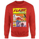 Justice League The Flash Issue One Sweatshirt - Red