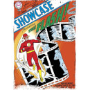 Justice League Showcase Presenting The Flash Cover Women's T-Shirt - White