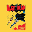 Batman Batman Issue Number One Men's T-Shirt - Yellow