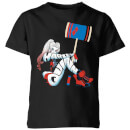 Batman Harley Quinn Kids' T-Shirt - Black