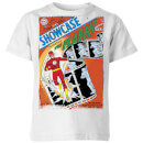 Justice League Showcase Presenting The Flash Cover Kids' T-Shirt - White