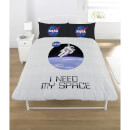 NASA I Need My Space Duvet Set