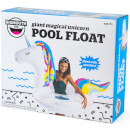 Giant Unicorn Pool Float - Sparkles