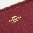 Coach Women's Mini Skinny ID Wallet - Bright Cherry
