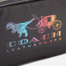 Coach Women's Rexy and Carriage Sadie Bag - Black Multi