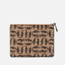 Coach X Guang Yu Men's Allover Logo Pouch 30 - Khaki
