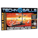 Techno Balls 129 Piece Marble Run