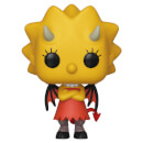 Figurine Pop! Lisa Démon - Les Simpson