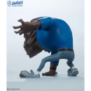 Sideshow Collectibles Unruly Monsters - Designer PVC Statue Fur Ball 15 cm