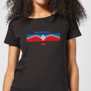 Captain Marvel Sending Women's T-Shirt - Black