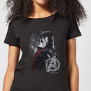 Avengers Endgame Thor Brushed Women's T-Shirt - Black