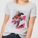 Marvel Avengers AntMan And Wasp Collage Women's T-Shirt - Grey