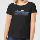 Avengers Endgame Logo Women's T-Shirt - Black
