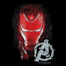 T-shirt Avengers Endgame Iron Man Brushed - Femme - Noir