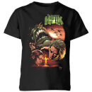 Marvel Incredible Hulk Dead Like Me Kids' T-Shirt - Black