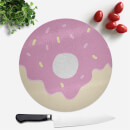 Doughnut Round Chopping Board