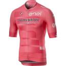 Castelli Giro D'Italia Race Jersey - Rosa Giro