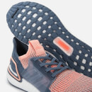 adidas Women's Ultraboost 19 Trainers - Pink/Blue