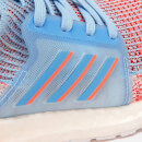 adidas Women's Ultraboost 19 Trainers - Blue/Orange