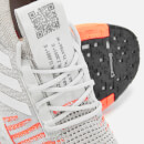 adidas Women's Pulse Boost HD Trainers - Grey/Orange
