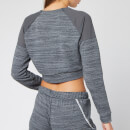 adidas Women's Xpr Cro Sweatshirt - Grey