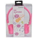 AV: Link Kids Headphones - Pink
