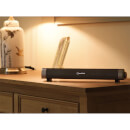 AV: Link Atom: 2.0 Channel Rechargeable Mini Bluetooth Soundbar