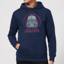 Transformers All Hail Megatron Hoodie - Navy