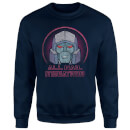 Transformers All Hail Megatron Sweatshirt - Navy