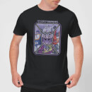 Transformers Decepticons Men's T-Shirt - Black