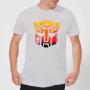 Transformers Autobot Symbol Men's T-Shirt - Grey